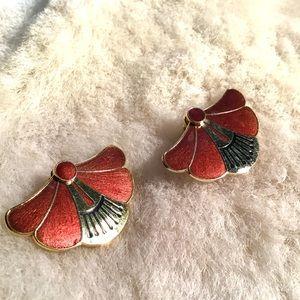 ❇️Vintage Laurel Burch Earrings